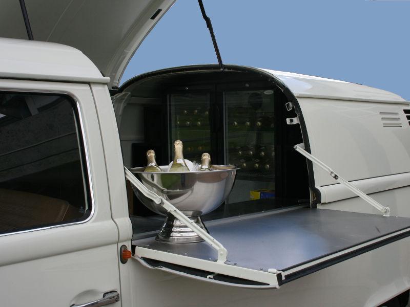 Retro Kühlschrank Vw Bulli : Wie sie ihren retro kühlschrank selber gestalten können